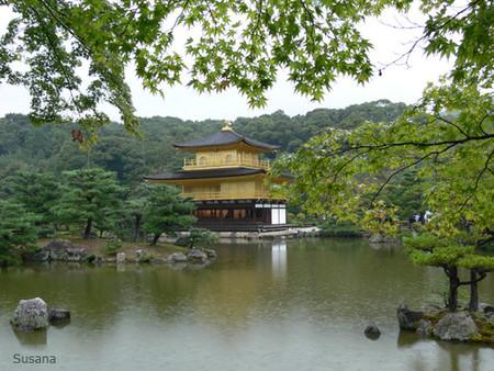 Golden pavillionen Kyoto