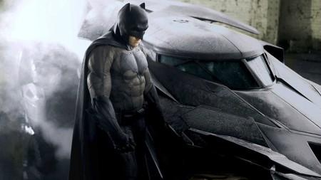 El coche de Batman en