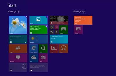 Se descubren más opciones para la personalización de la pantalla de inicio en Windows 8.1