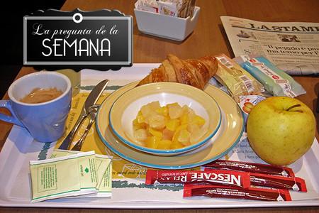 ¿Cómo intentáis ahorrar en comidas cuando salís de viaje? La pregunta de la semana