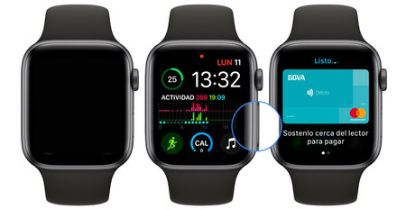 Apple Pay En Apple Watch