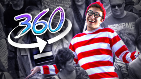 """""""¿Dónde está Wally?"""" llega a la realidad virtual con homenaje en video de 360°"""
