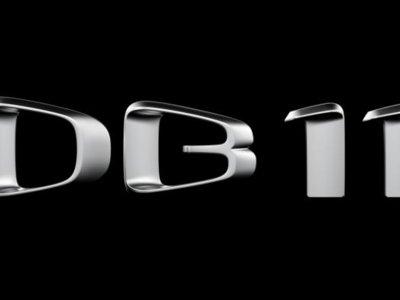 Aston Martin DB11, ese será el nombre del nuevo deportivo que llegará en 2016