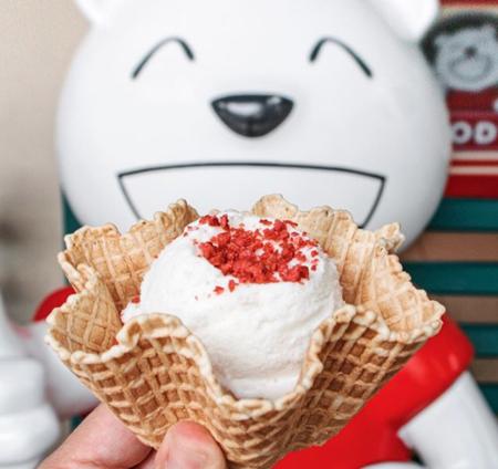 Crean helado sabor tocino para consentir a tus perritos