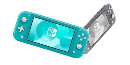 Black Friday 2019: la Switch Lite de Nintendo, en turquesa o en gris, en tuimeilibre sólo te costará 176 euros
