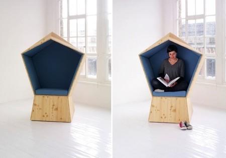 Complementos que proporcionan privacidad en espacios de coworking