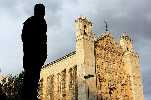 Baños Arabes Valladolid:La iglesia de San Pablo (Valladolid), visible de nuevo