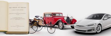 La debida evolución: el proceso de transformación del diseño del automóvil del pasado al coche del futuro