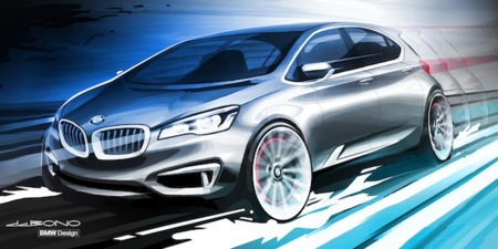 BMW Concep Active Tourer