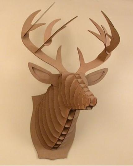 Compras Frikis: Trofeo Cabeza de ciervo mediana- Bucky Jr.