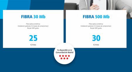 Digi te lleva la fibra a casa: 500 MB simétricos por solo 30 euros al mes