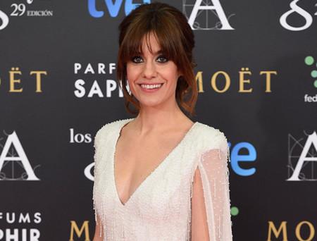 Alexandra Jiménez Escote Goya 2015