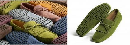 Tendencia en calzado masculino Primavera-Verano 2009: siguen los mocasines