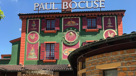 Maison Bocuse Restaurante Paul Bocuse Estrellas Michelin