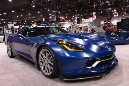 SEMA 2013: Corvette Stingray Gran Turismo Concept