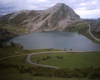 El lago Enol y las variaciones en el clima