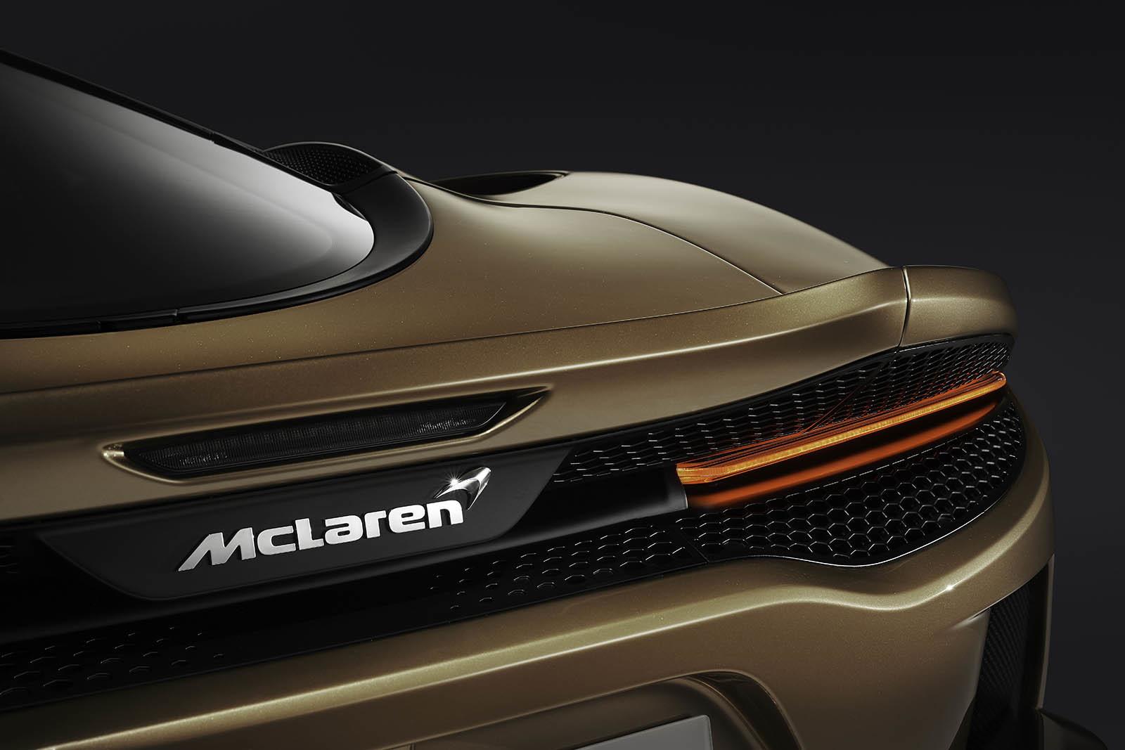 Foto de McLaren GT 2020 (27/35)
