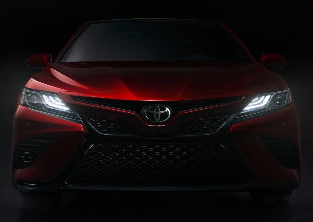 Foto de Nuevo Toyota Camry 2018 (8/9)