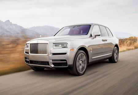 Rolls Royce Cullinan 2019 1600 0e