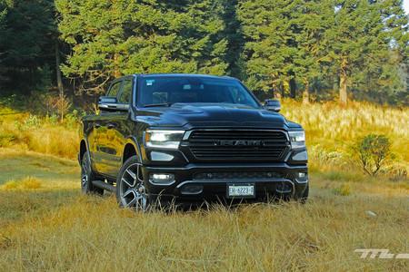 Ram 1500 Sport Laramie Black, a prueba: Fácil darse cuenta por qué se reconoce como la mejor pickup del año