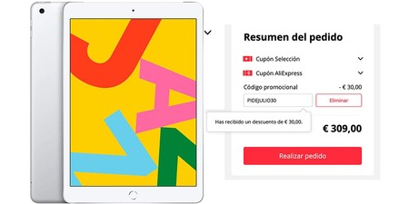Ipad Cupon
