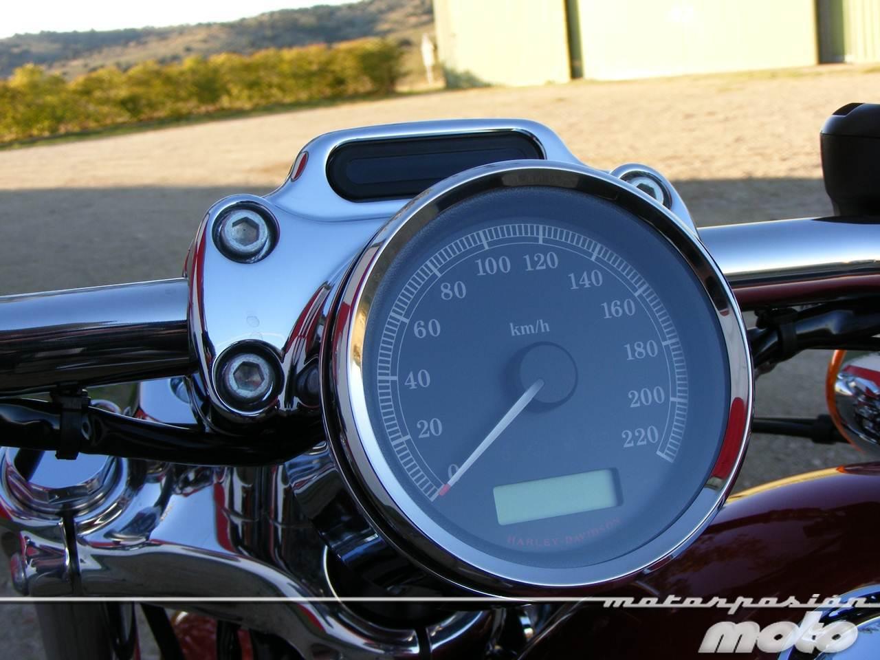 Foto de Harley-Davidson XR 1200CA Custom Limited (40/65)