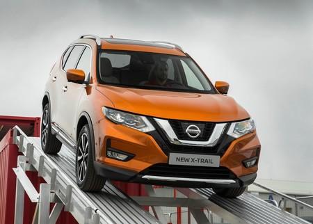 Nissan X Trail 2018