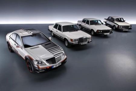 Mercedes ESF Concept: todos los sistemas de seguridad al detalle (I)