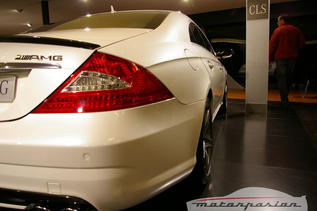 Foto de Mercedes-Benz CLS63 AMG en el salón de Ginebra (7/9)