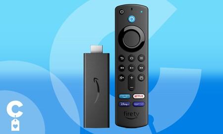 """Amazon vuelve a tener a precio de chollo el Fire TV Stick con control por voz: por 24,99 euros no hay excusa para no tener una """"smart TV"""""""