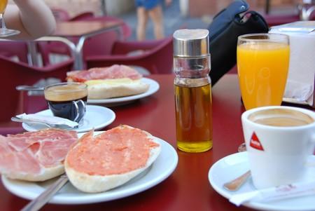 Desayuno En Sevilla