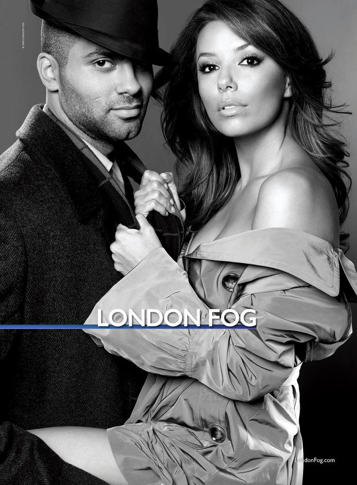 """Foto de Eva Longoria y Tony Parker en """"London Fog"""" (4/6)"""