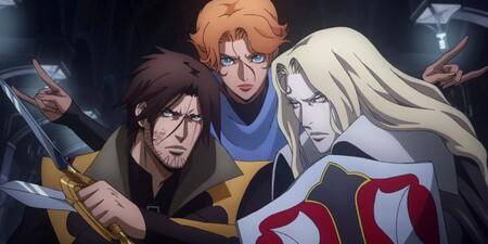 Castlevania Season 4 Trio