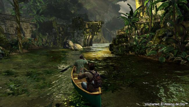 Foto de Uncharted: El Abismo de Oro (9/16)