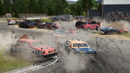 Wreckfest, el Destruction Derby que tanto necesitaba