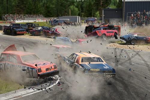 Wreckfest, el Destruction Derby que tanto necesitaba