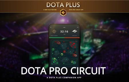 Así es la nueva aplicación móvil lanzada por Valve para los poseedores de Dota Plus