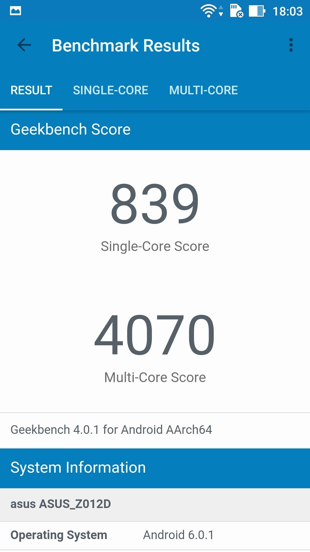 Foto de ASUS Zenfone 3 (ZE552KL), benchmarks (15/29)