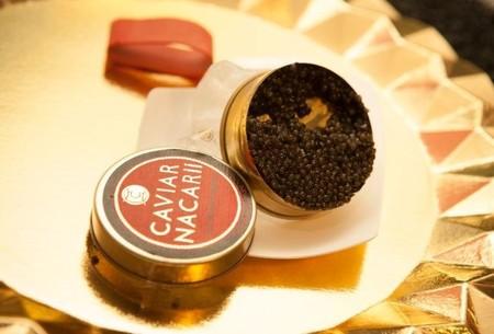 Clase práctica para degustar caviar, de la mano de Caviar Nacarii