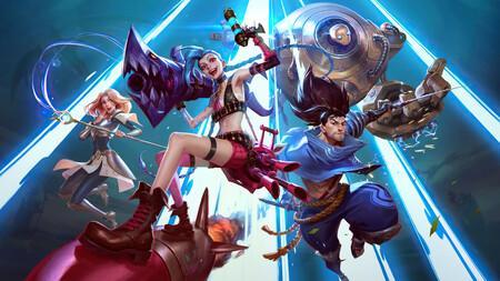Ya está disponible para descargar la beta de League of Legends: Wild Rift, la versión para móviles del MOBA de Riot Games