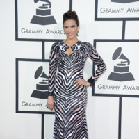 Paula Patton Grammy 2014