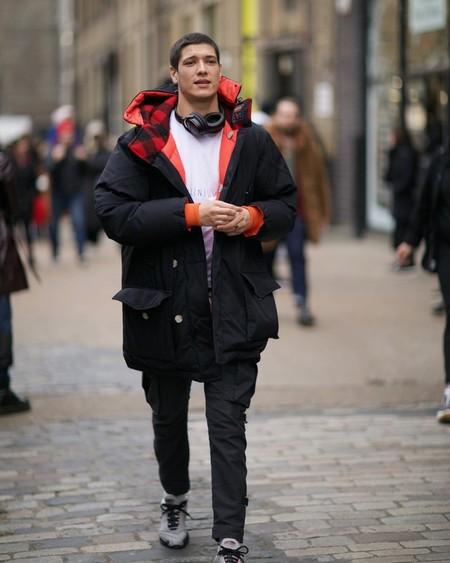 Street Style London Fashion Week Mens January 2019 Fall Winter 13