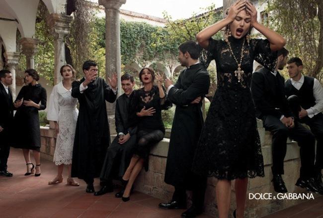 Foto de Campaña Otoño-Invierno 2013/2014 Dolce & Gabbana (7/12)