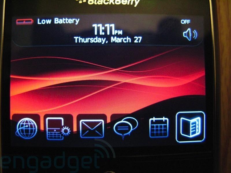 Foto de Blackberry 9000 imagenes (2/3)