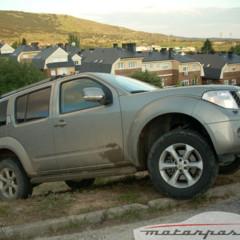 Foto 18 de 48 de la galería nissan-pathfinder-prueba en Motorpasión