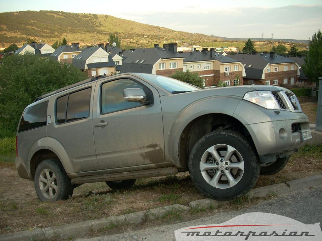 Foto de Nissan Pathfinder (prueba) (18/48)