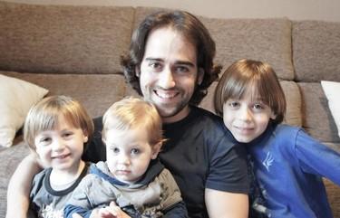 """""""Tener hijos pone a prueba una relación"""", entrevista a nuestro Armando"""