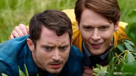 'Dirk Gently's Holistic Detective Agency' se presenta con un trailer lleno de acción