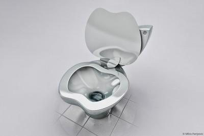 El iPoo Toilet: un inodoro para los amantes de Apple