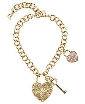 San Valentín: Elegante brazalete de Dior